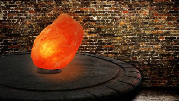 Lampe de sel de l'Himalaya : quels bienfaits ?